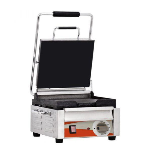 "Nella 10"" x 11"" Smooth Sandwich Grill - 21464"