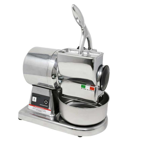 Nella 0.5 hp Stainless Steel Electric Cheese Grater - 21719
