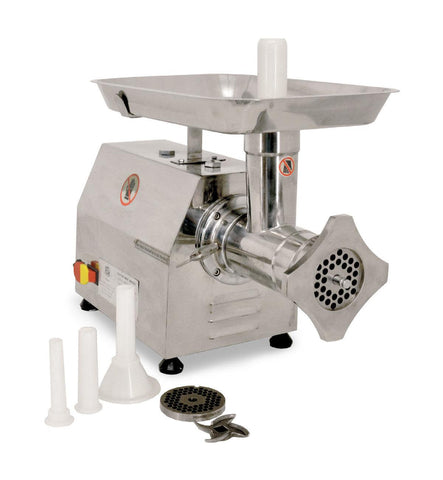 NELLA 23626 STAINLESS STEEL MEAT GRINDER