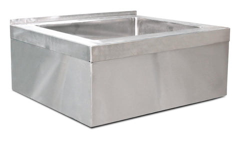 NELLA 24412 STAINLESS STEEL MOP SINK