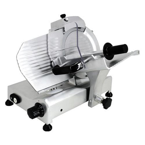 "Nella 9"" Belt Driven Meat Slicer - 31342"