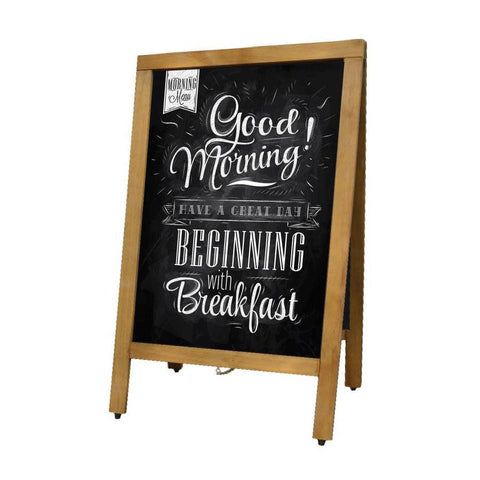 Nella Menu Chalk Boards - 31396