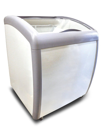 Nella Ice Cream Freezer With 160 Litre Capacity - 31455