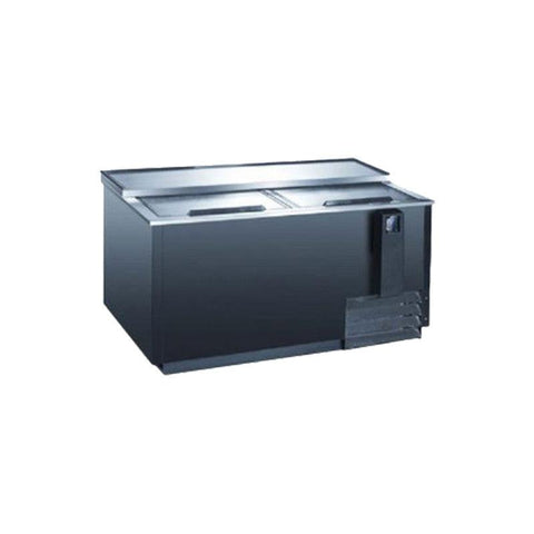 "NELLA 31860 64.5"" REFRIGERATED BACK BAR COOLER"