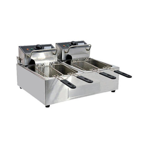 NELLA COUNTERTOP ELECTRICAL DEEP FRYER - 34868