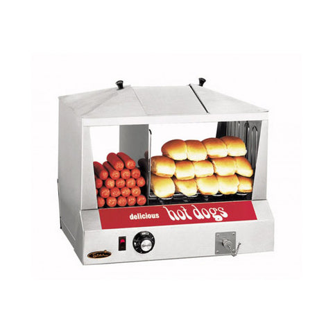 STAR HOT DOG STEAMER - 35SSC
