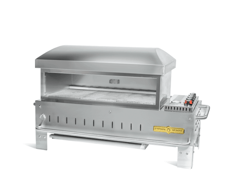"Crown Verity CV-PZ-36-TT 36"" Tabletop Pizza Oven - Natural Gas"