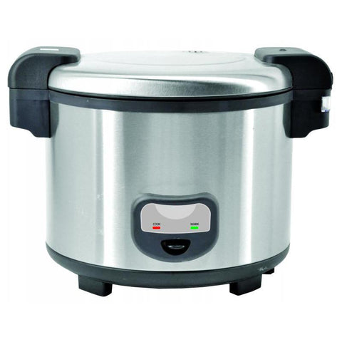 Nella 60 Cup Capacity Rice Cooker - 39454