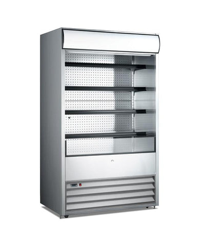 "NELLA 41469 48"" OPEN REFRIGERATED FLOOR DISPLAY CASE"