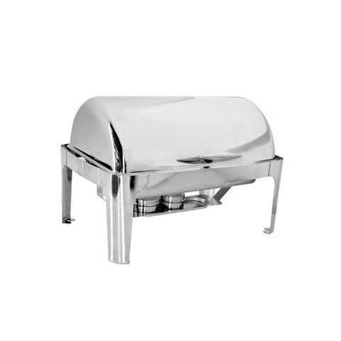 NELLA 41821 RESTAURANT ESSENTIAL ROLL TOP CHAFER