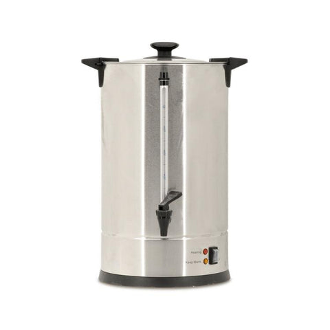 NELLA 43139 6.3 L / 1.6 GALLON 43 CUP STAINLESS STEEL COFFEE PERCOLATOR