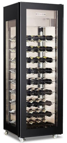 "Nella 26"" Single Zone Wine Cooler with 81 Bottle Capacity - 43458"