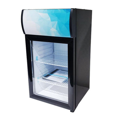 "Nella 16"" Countertop Display Refrigerator with 40 L Capacity - 44528"