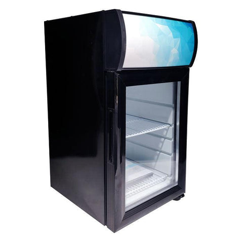 "Nella 13"" Countertop Display Refrigerator with 21 L Capacity - 44575"