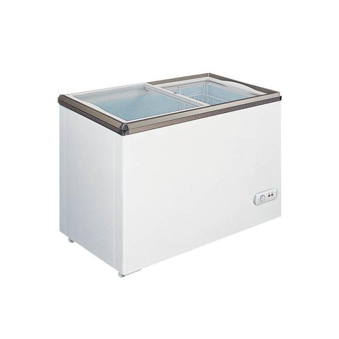 NELLA 45293 CHEST FREEZER WITH SOLID FLAT TOP - 11 CU. FT.