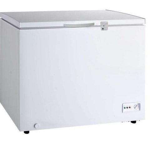 "Nella 60"" Chest Freezer with Solid Flat Top - 46504"