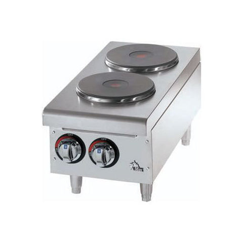STAR 502FF 2 BURNER ELECTRIC HOT PLATE