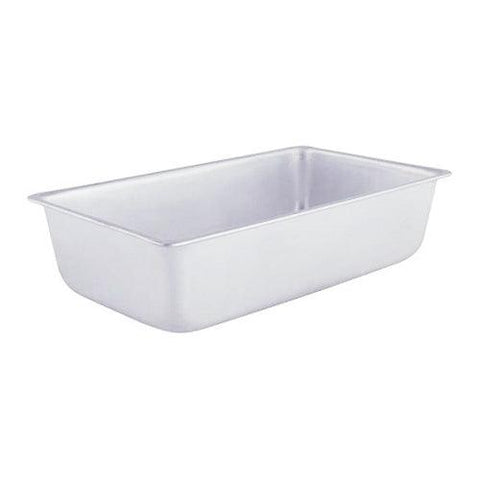 "Johnson-Rose 9"" Aluminum Loaf Pan - 61008"