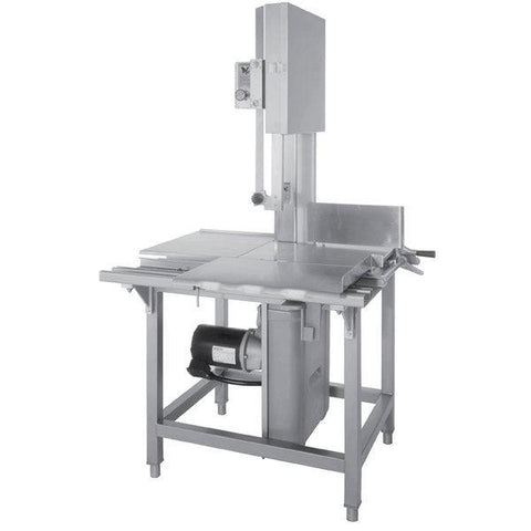 "Hobart 6801 142"" Vertical Meat Saw - 3 hp - 200/230V - 3 Phase"