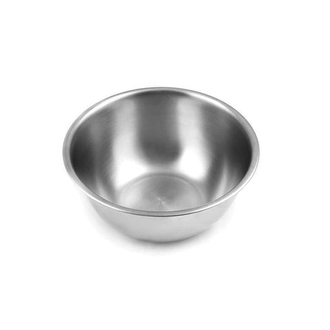 Fox Run 7327 2.75 Qt. Stainless Steel Mixing Bowl