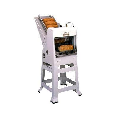 "Oliver Gravity Feed Bread Slicer 32"" Chute - 797"