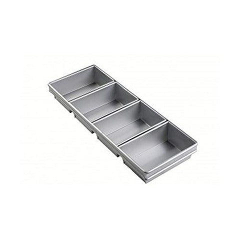 Focus Food Service 4 Strap Bread Pan Set - 909415