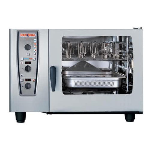 RATIONAL COMBIMASTER PLUS MODEL 62 COMBI OVEN - GAS