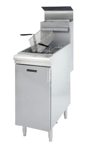 NELLA GAS DEEP FRYER GF-90
