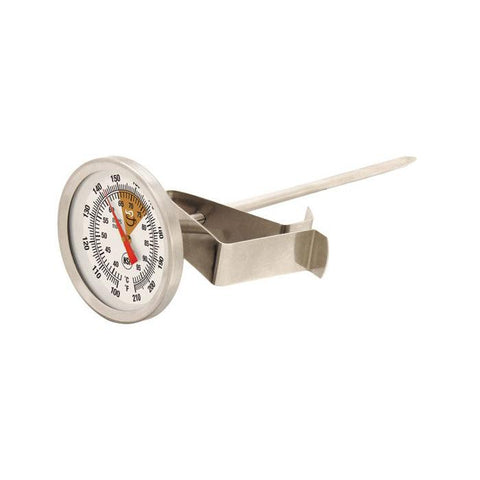 "BIOS 1.75"" Diameter Coffee / Frothing Dial Thermometer - 110SC"