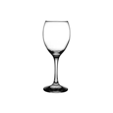 Browne 8 oz Capri Wine Glass - 12/Case - 440108