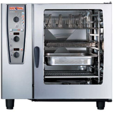 RATIONAL COMBIMASTER PLUS MODEL 102 COMBI OVEN - GAS