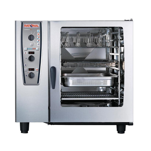 Rational Combimaster Plus Model 102 Combi Oven - Electric