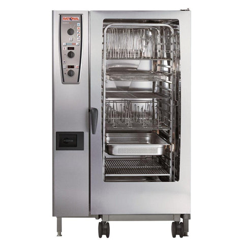 Rational Combimaster Plus Model 201 Combi Oven - Electric
