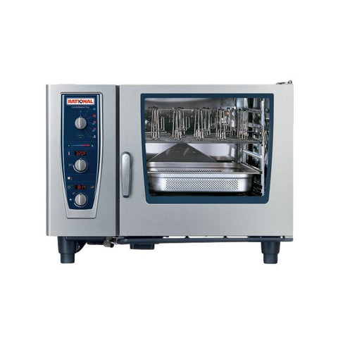 RATIONAL COMBIMASTER PLUS MODEL 62 COMBI OVEN - ELECTRIC
