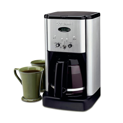 CUISINART DCC-1200C BREW CENTRAL 12-CUP PROGRAMMABLE COFFEEMAKER