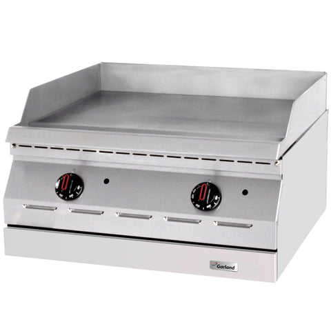 "Garland ED-36G 36"" Designer Series Electric Countertop Griddle - 208V, 1 Phase, 10.1 kW"