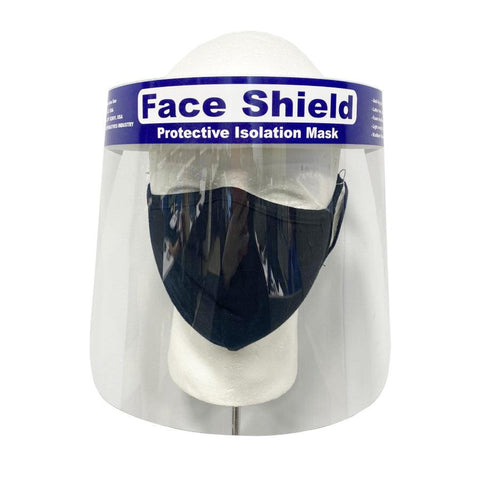 Nella Anti-Fog Heavy Duty Protective Face Shield - FCSHIELD4