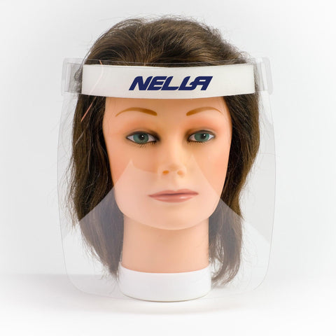 Nella Clear Face Shield - V17
