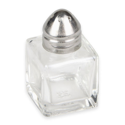 Winco G-100 0.5 Oz. Salt / Pepper Shaker