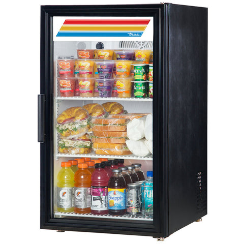 TRUE 1 DOOR MERCHANDISER - GDM-06-LD