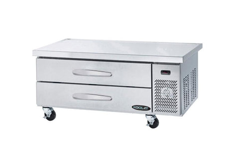 "Kool-It 60"" Refrigerated Chef Base - KCB-60-2M"