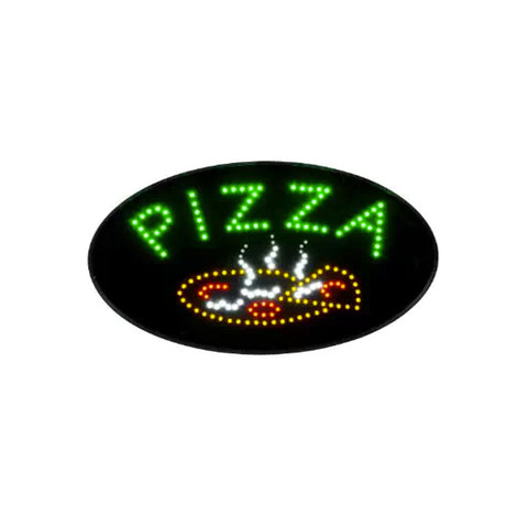 WINCO PIZZA SIGN - LED-11