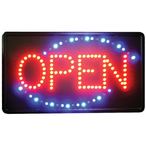 Winco LED-6 Open Sign
