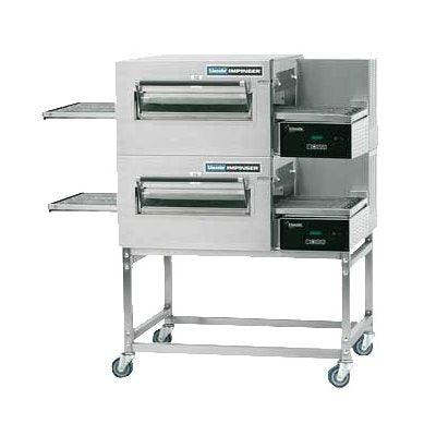 "Lincoln 1180-2G 56"" Impinger II 1000 Series Double Conveyor Oven"