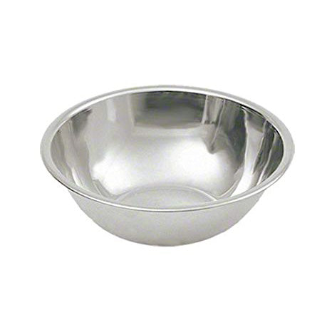 Update International MB-150 1.5 Qt. Stainless Steel Mixing Bowl