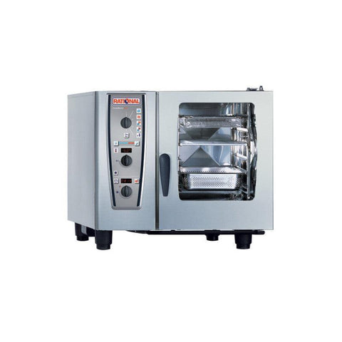 RATIONAL COMBIMASTER PLUS MODEL 61 COMBI OVEN - ELECTRIC