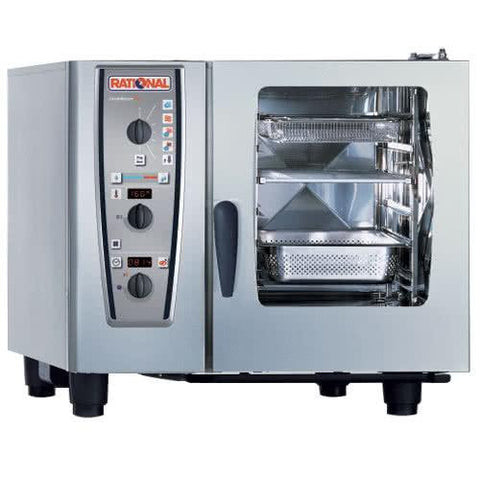 RATIONAL COMBIMASTER PLUS MODEL 61 COMBI OVEN - GAS