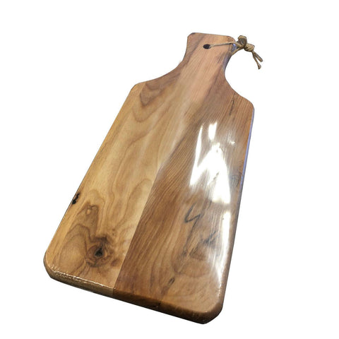 "Nella 12"" x 5"" Red Birch Cutting Board - NB-109090"