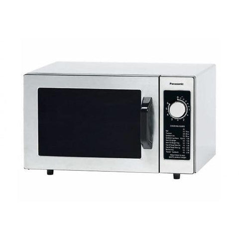 "Panasonic NE-1025 20"" Dial Commercial Microwave Oven - 1000 W"