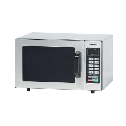 Panasonic NE-1054 1000W Touch LCD Microwave Oven - 120V/60Hz